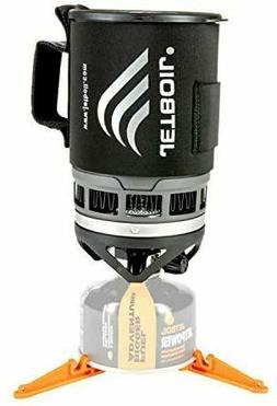 Jetboil Zip Camping Stove Cooking System, Carbon - Free ship